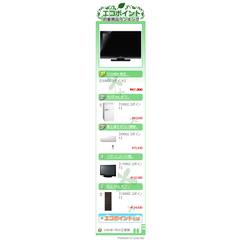 スペシャルウィジェット エコポイント対象商品ランキング ブログパーツイメージ