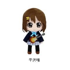 けいおん! ブログパーツ(登場人物一覧・フィギュア編)イメージ