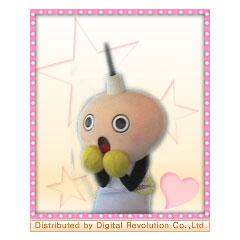 京都タワーキャラクター たわわちゃんブログパーツイメージ