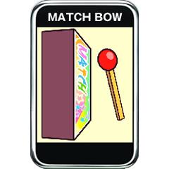 MATCH BOW ブログパーツイメージ