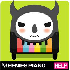 【イーニーズ!】ピアノイーニー ブログパーツイメージ