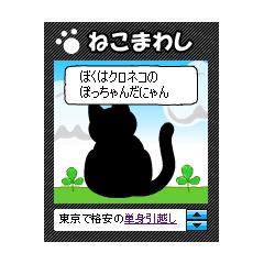 ねこまわしby引越ナビ.com ブログパーツイメージ