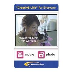 "CreativE-Life""for Everyoneオリ..."