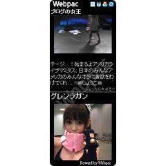 Webpac[ウェブパック]-複数ブログをまとめてパッケージング- ブログパーツイメージ