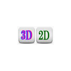 3Dかブロック ブログパーツイメージ