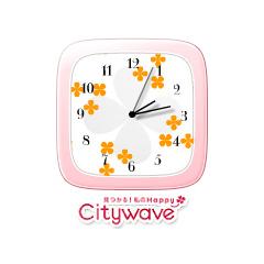 Citywave 花時計 ブログパーツイメージ