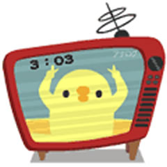 三文堂TV ブログパーツ イメージ