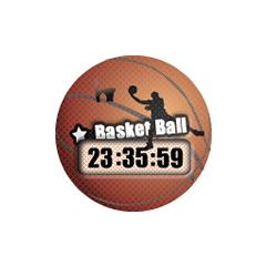 バスケットボール ブログパーツイメージ