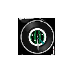 レコードクロック ブログパーツイメージ