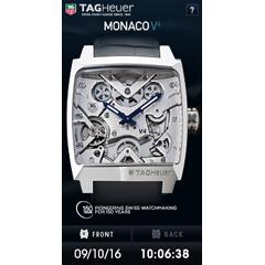 TAG Heuer Monaco V4 ブログパーツイメージ