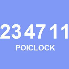 ポイクロック ブログパーツイメージ