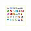 ソーシャルブックマークボタン ブログパーツ サムネイル