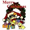 フクモモさん クリスマス ブログパーツ サムネイル