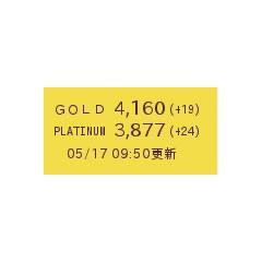 本日の金プラチナ価格 ブログパーツ サムネイル