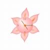 フラッシュ時計:トロピカルフラワー ブログパーツ サムネイル