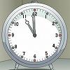 キョンの目覚まし時計 ブログパーツ サムネイル
