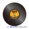 レコード盤時計 ブログパーツ サムネイル