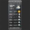 週間天気WIDGET ブログパーツ サムネイル