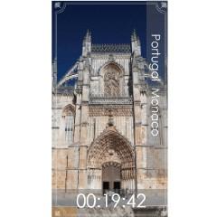 ヨーロッパ(西欧)の世界遺産/風景時計 ブログパーツ サムネイル